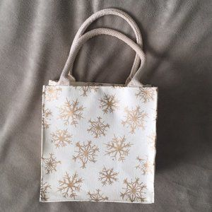 Rock Flower Paper tote bag